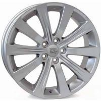 Автомобильный диск, литой WSP Italy W2704 R17 W7 PCD5x100 ET55 DIA56.1