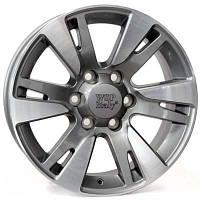 Автомобильный диск, литой WSP Italy W1765 R20 W9.5 PCD6x139,7 ET20 DIA106.1