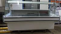 Холодильная витрина Juka 2 м. Б/у, холодильная витрина б у, холодильный прилавок б у, холодильная камера б у, , фото 1