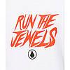 Футболка мужская стильная Volcom x Run The Jewels Elegant, фото 3