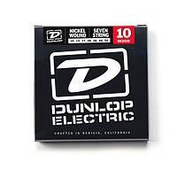 Струны DUNLOP DEN1056 ELECTRIC MEDIUM 7-STRING 10