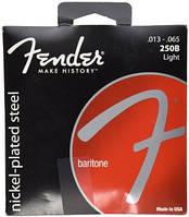Струны FENDER 250B SUPER BARITONE STRINGS LIGHT 013-065