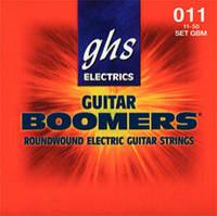Струны GHS STRINGS GBM GUITAR BOOMERS