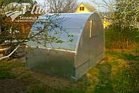 Теплица Люкс Ц 3х2х2м с поликарбонатом 4 мм