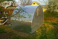 Теплица Люкс Ц 3х2х2м с поликарбонатом Greenhouse 6 мм