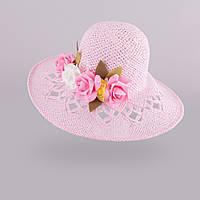 Шляпа для девочки арт. 146.3-002560