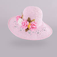 Шляпа для девочки TuTu арт. 3-002560(56 см.), фото 1