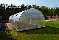 Теплица НОРД 4х4х2,5м с поликарбонатом Greenhouse 4мм