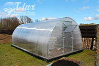 Теплица Люкс Ц 3х6х2м с поликарбонатом GreenHouse 4 мм