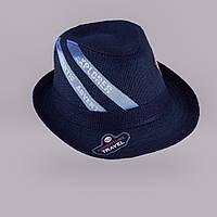 Шляпа клубная для мальчика арт.149. 3-002571(р.54), фото 1