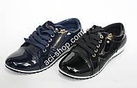 """Туфли для девочки """"Змейка"""" модель № 960"""