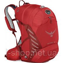 Рюкзак OSPREY ESCAPIST 32 (black red, blue), фото 3