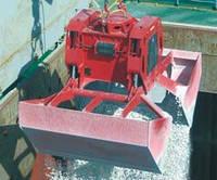 Гидравлический двухчелюстной грейфер В4500 крановый