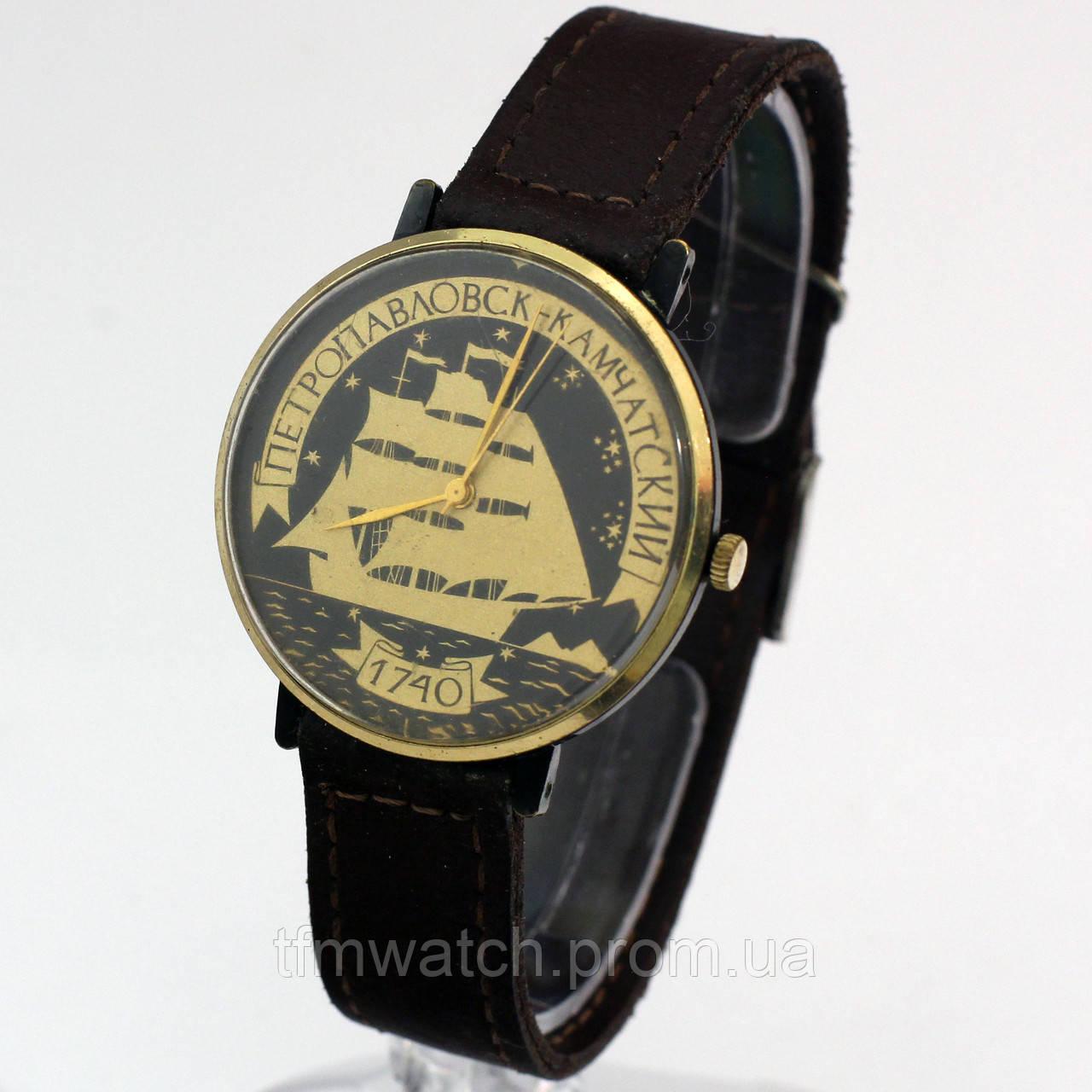 Часы Заря Петропавловск Камчатский