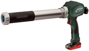 Аккумуляторный пистолет для герметиков Metabo PowerMaxx KP