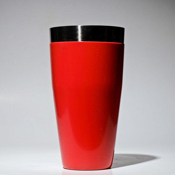 Шейкер Бостон Empire ЕМ 2524 с красным виниловым покрытием