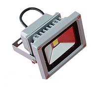 Светодиодный прожектор LEDSTAR 10W, 220V, IP65, Econom, 650 Lm, 6500K белый холодный, фото 1