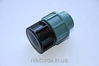 Заглушка 50 STR (ПНД)