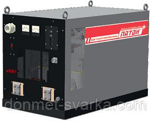 Многопостовой сварочный выпрямитель ВДУ-1202П с электронным регулированием