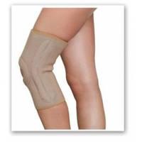 Бандаж Medtextile на коленный сустав с ребрами жесткости, в размерах S-XXL, 6111, люкс