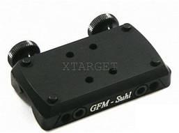 Легкосъемное крепление GFM для прицела Docter Sight на планку 6 мм