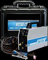 Сварочный аппарат АДИ-200S DC TIG/MMA +КЕЙС для аргоно-дуговой сварки