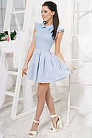 """Стильное молодежное платье мини """" Мелкий горох """" Dress Code , фото 1"""