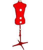 Манекен портновский раздвижной женский.Размер от 42 до 50