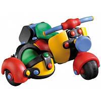 Конструктор  Скутер с коляской