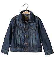 Джинсовая курточка C&A(Германия)р98,104 см