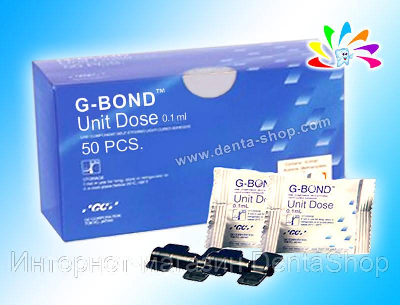G-BOND, самопротравливающий адгезив, 50 унидоз - Интернет-магазин DentaShop в Херсоне