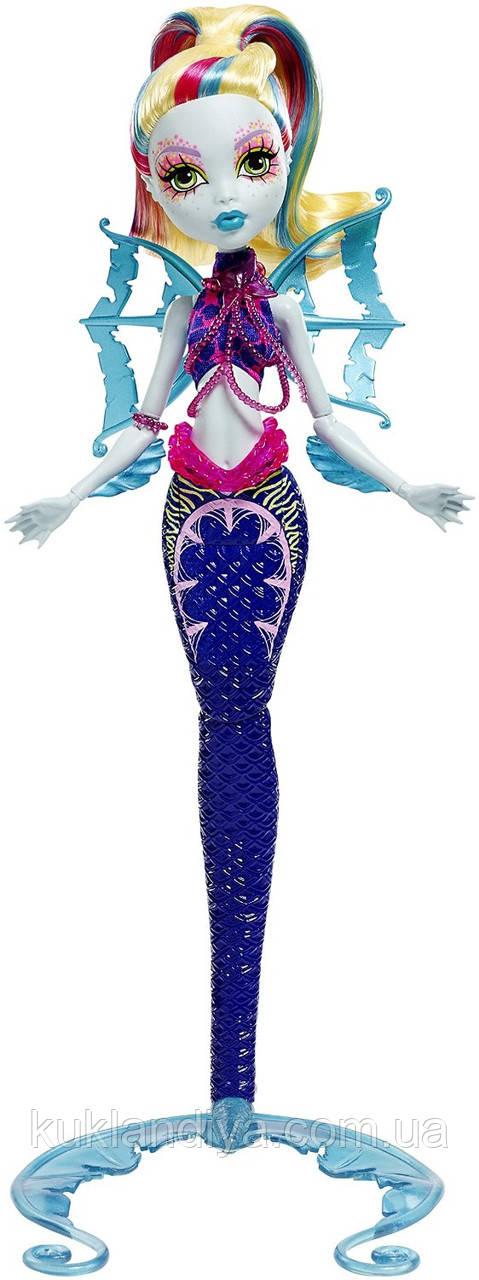 Кукла Monster High Скарьерный риф Лагуна Блю