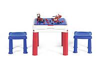 Стол для игры с конструктором 3в1 17210603