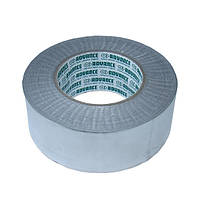 Алюминиевый скотч термостойкий ADVANCE 350 ºC 50ммх50м
