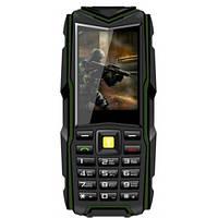 Защищенный телефон Land Rover F8 Black (АКБ 8800 мАч)