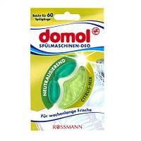"""Domol  Spülmaschinen-Deo """"Citrus Mix"""" - Освежитель-нейтрализатор запахов для посудомоечных машин Цитрус, 1 шт"""