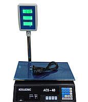 Весы Nokasonic acs-40 40 кг