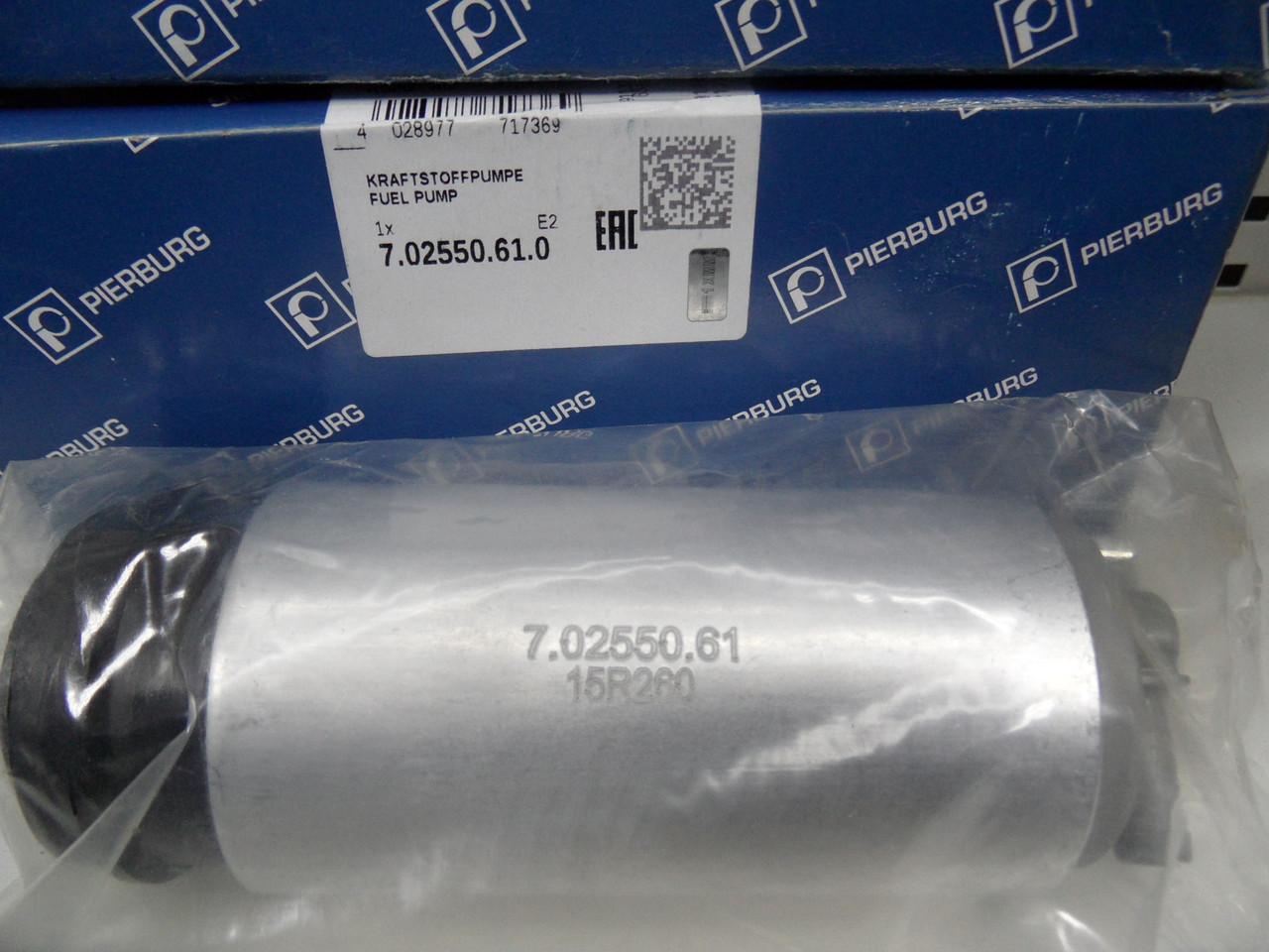 Бензонасос Pierburg 7.02550.61.0, E22-041-077Z, Audi VW Skoda оригинал