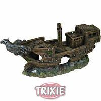 Trixie TX-8743 обломки корабля с орлом,32см Трикси.