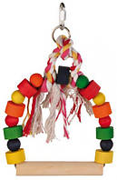 Trixie ТХ-5828 игрушка-качеля для птиц  13 × 19 см