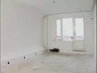 Стена - гипсокартона в спальне