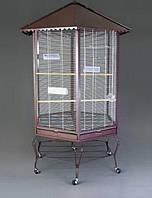 Вольєр для птахів Золота клітка В01