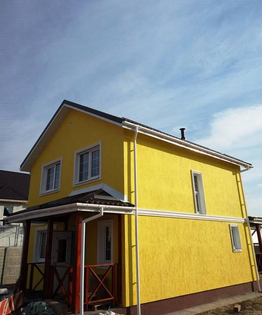 Энергосберегающий дом  требуем принудительной вентиляции, т. к. утеплен и герметичен.