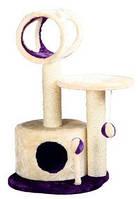 """Когтеточка,дряпка Trixie TX-44767 дом-драпак """"Luci"""" 75см,беж/фиолет"""