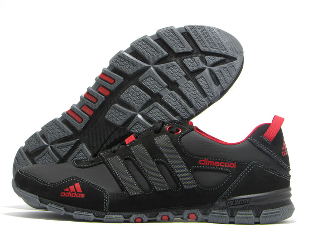 Кроссовки мужские Adidas Clima Cool черные