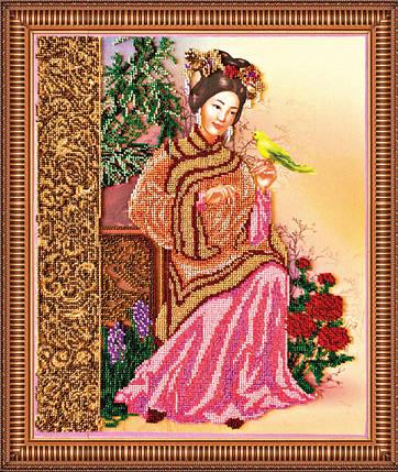 """Набор для вышивания бисером """"Сад императора"""", фото 2"""