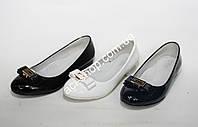 Туфли-лодочка для девочки  модель № 975