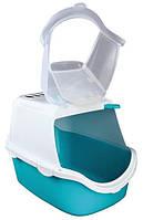 Trixie ТХ-40345 Закрытый туалет с угольным фильтром Vico для кошек