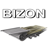 Удлинитель решета Bizon Z 020 Sampo Zagon (Бизон З 020 Сампо Загон) 825*310, на комбайн