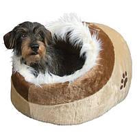 """Trixie TX-36281 м'яке місце з опушкою """"Minou"""" для собак (35 × 26 × 41 cm)"""